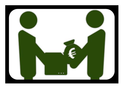 Abholung und Zahlung vor Ort