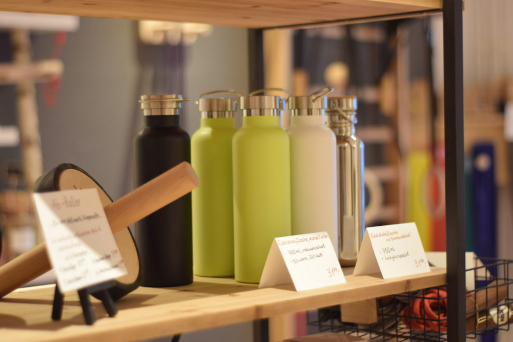 Edelstahlflaschen & mehr