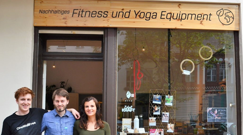Yoga shop Berlin Tempelhof