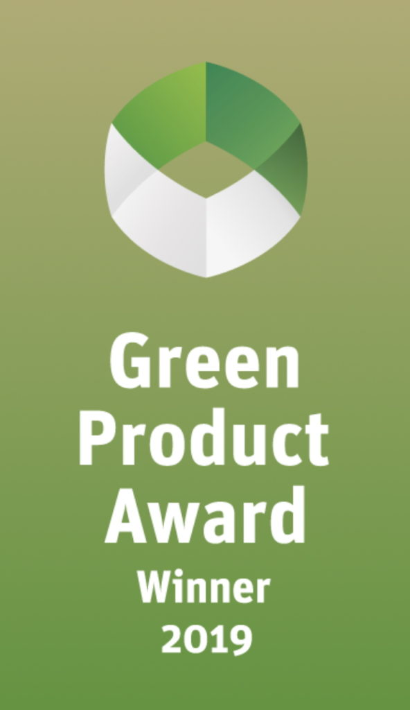 SIYA Yoga Kopfstandhocker hat den Green Product Award 2019 gewonnen